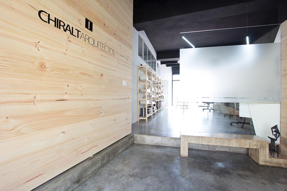 Chiralt Arquitectos Valencia Estudio de Arquitectura