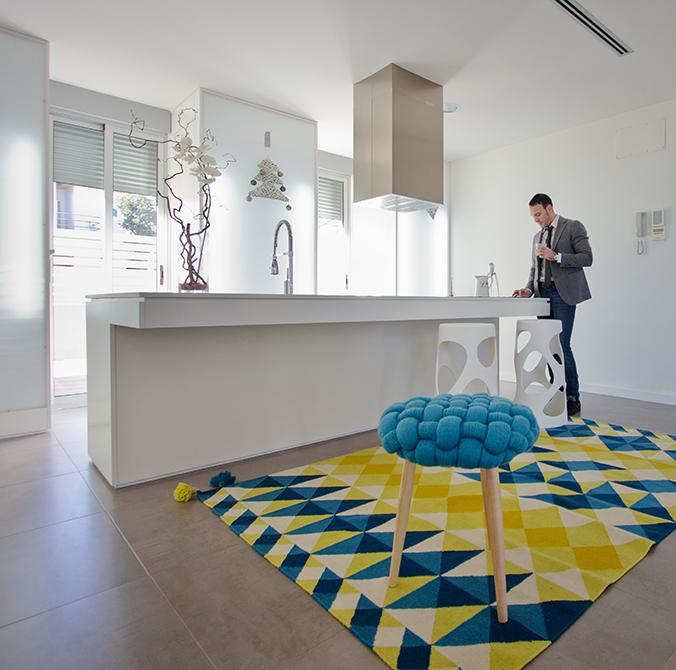 Chiralt Arquitectos Valencia - Cocinas Moderna - Fontenay