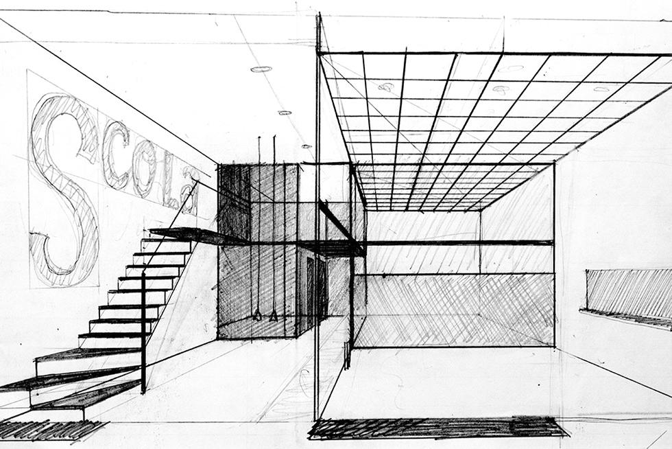 Chiralt arquitectos bocetos-14