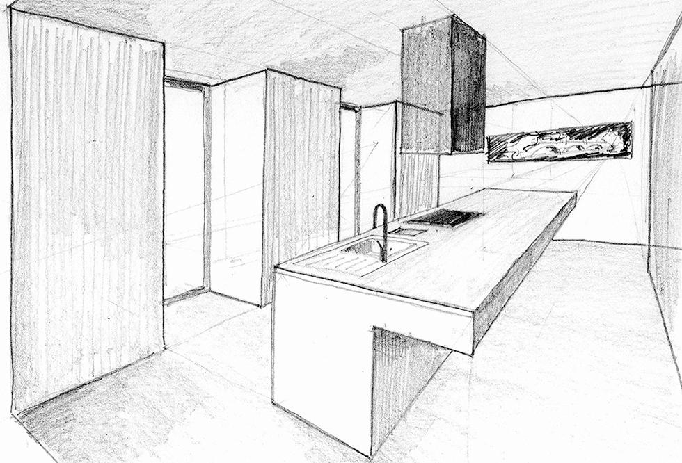 Chiralt arquitectos bocetos-36