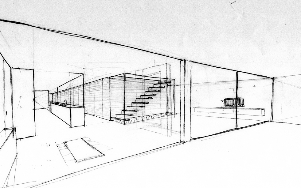 Chiralt arquitectos bocetos-37