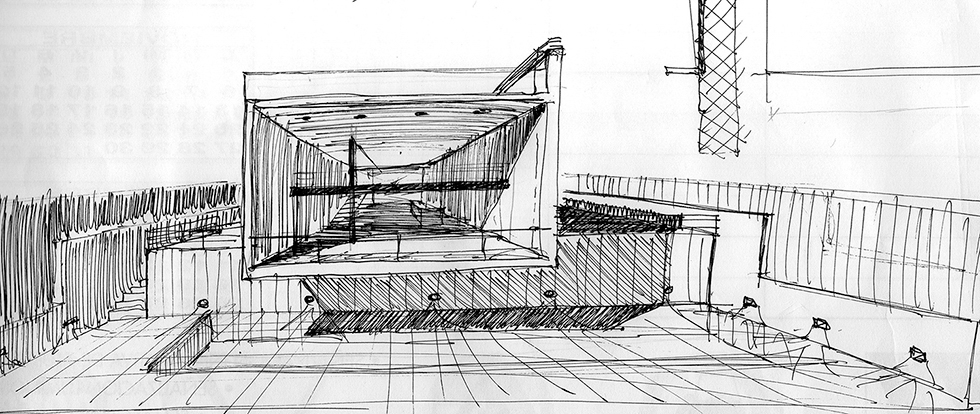 Chiralt arquitectos bocetos-39