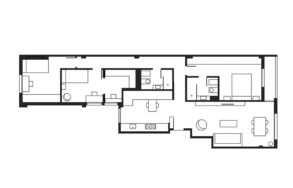 Chiralt arquitectos bocetos-42