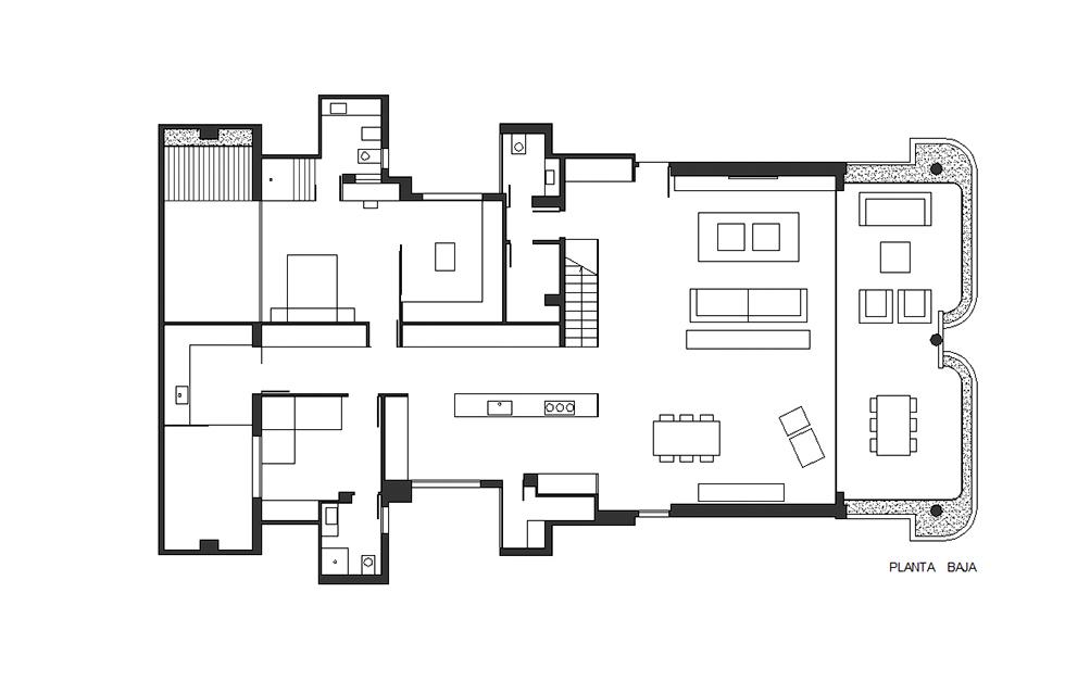 Chiralt arquitectos bocetos-47