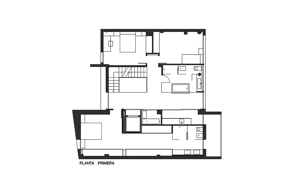 Chiralt arquitectos bocetos-48