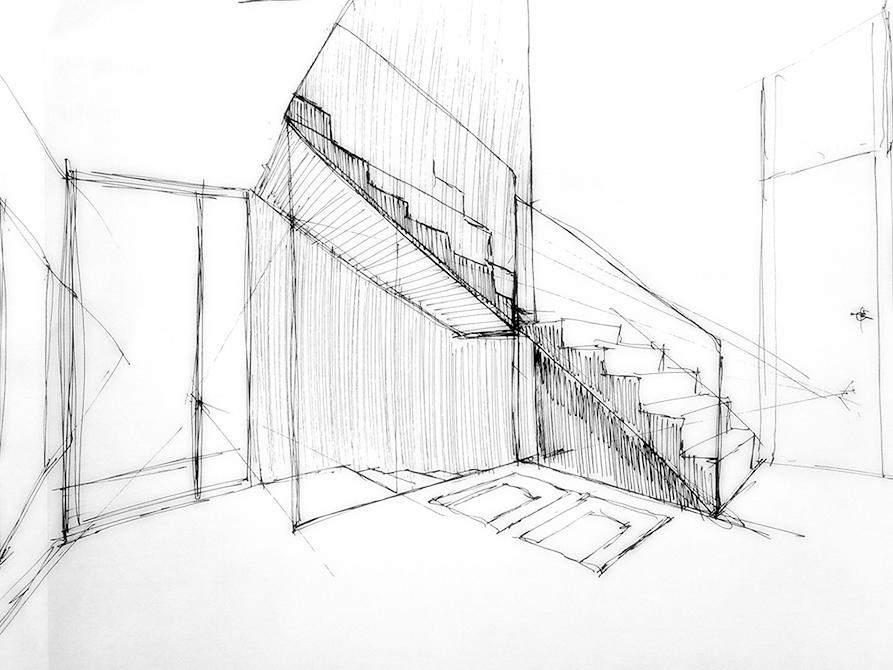 Chiralt arquitectos bocetos-5