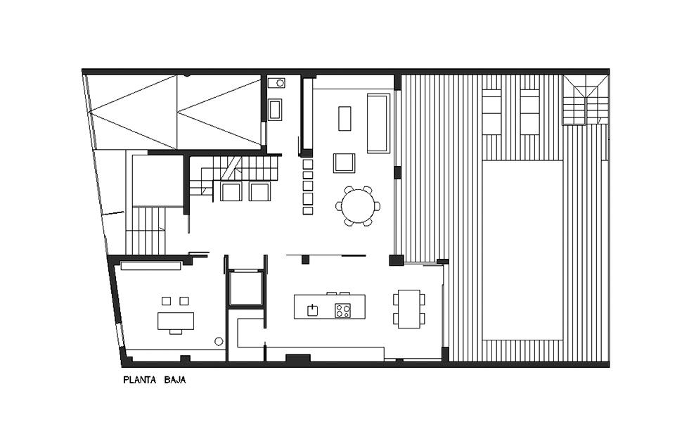 Chiralt arquitectos bocetos-50