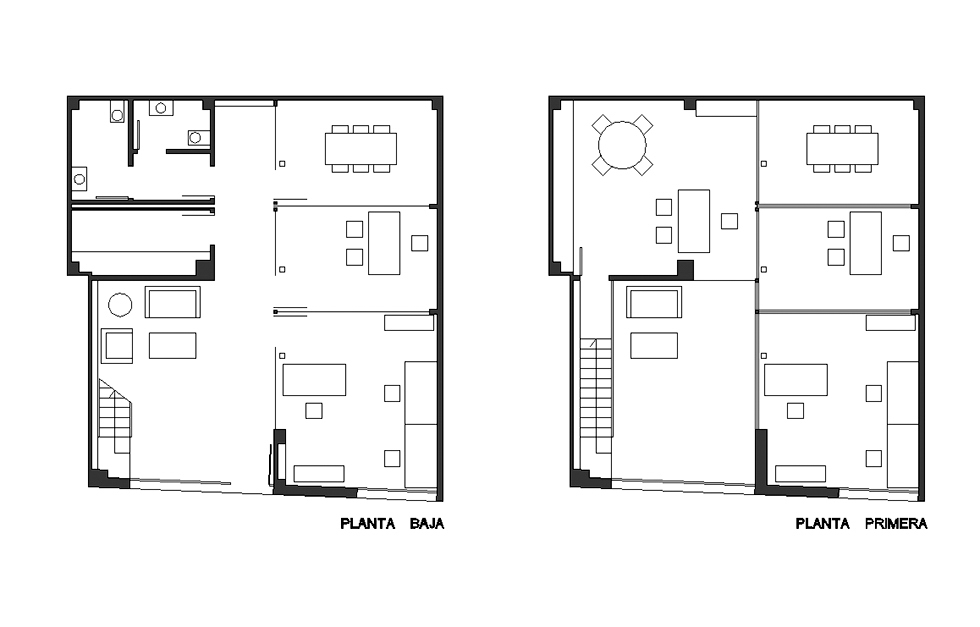 Chiralt arquitectos bocetos-51