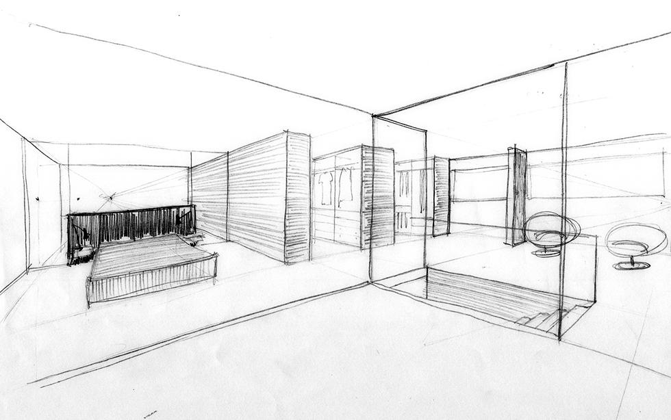 Chiralt arquitectos bocetos-56