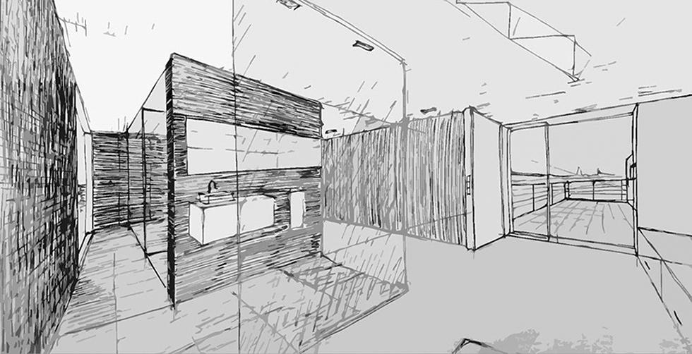 Chiralt arquitectos bocetos-6