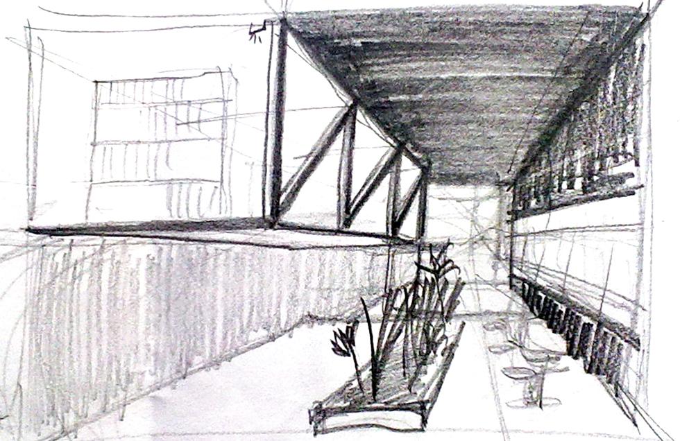 Chiralt arquitectos bocetos-9
