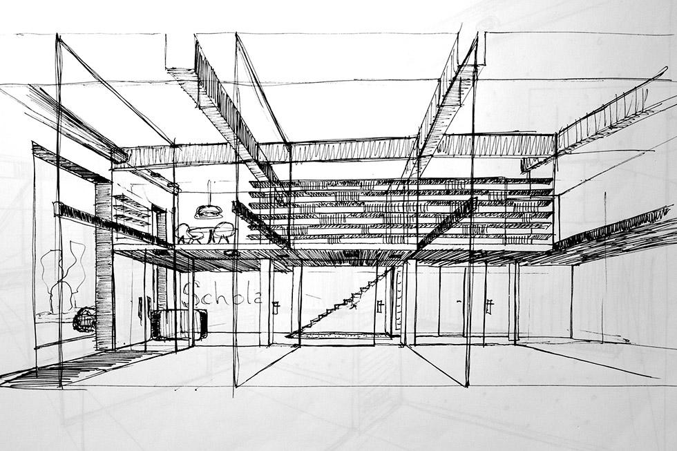 chiralt arquitectos aularis C2