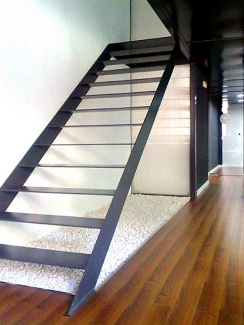 Chiralt arquitectos valenciamis 10 mejores escaleras for Pisos para escaleras minimalistas