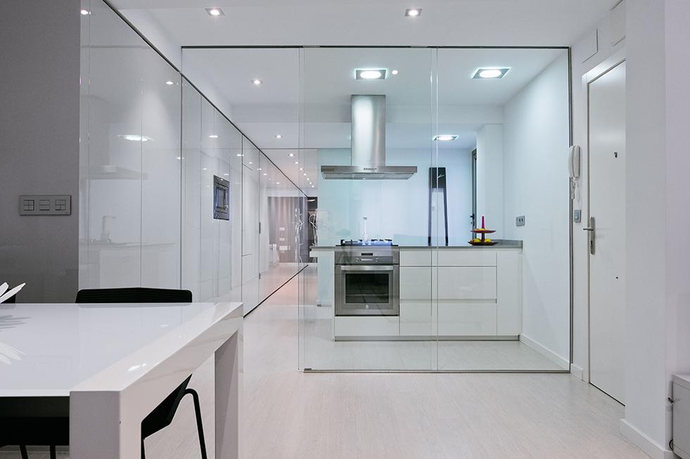 Chiralt arquitectos valenciatop 6 cocinas modernas for Cocinas modernas valencia