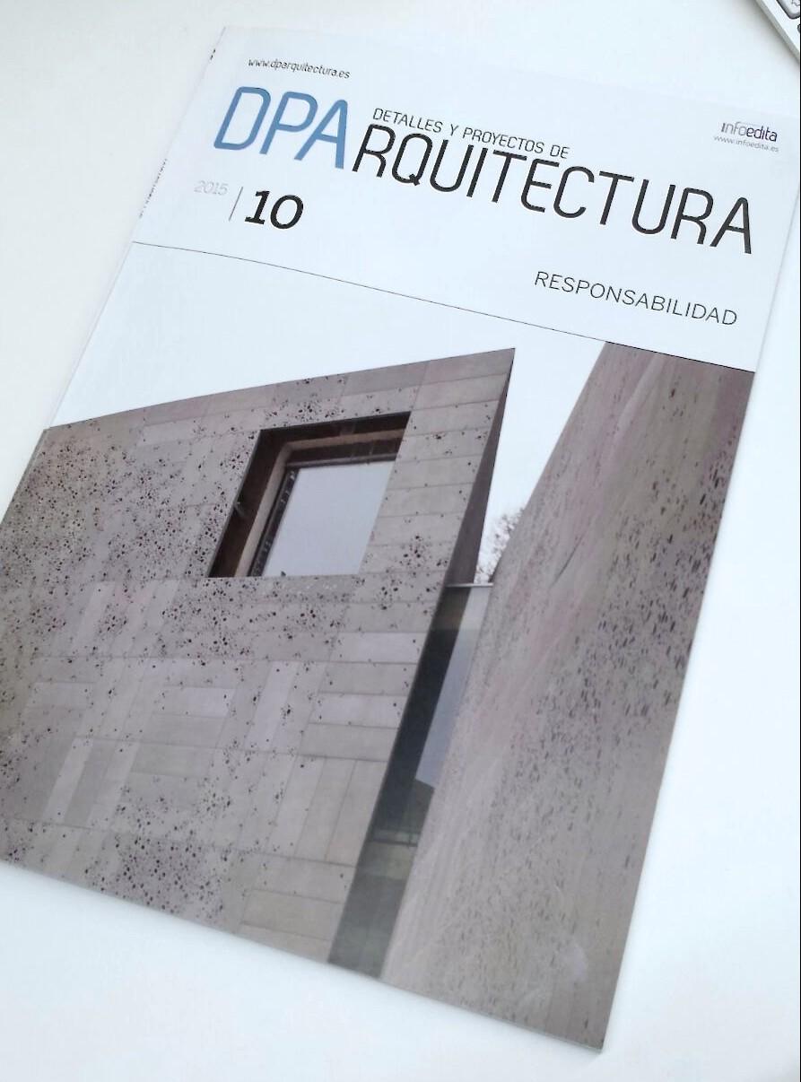 DP Arquitectura - Proyecto La Pobla - Chiralt Arquitectos