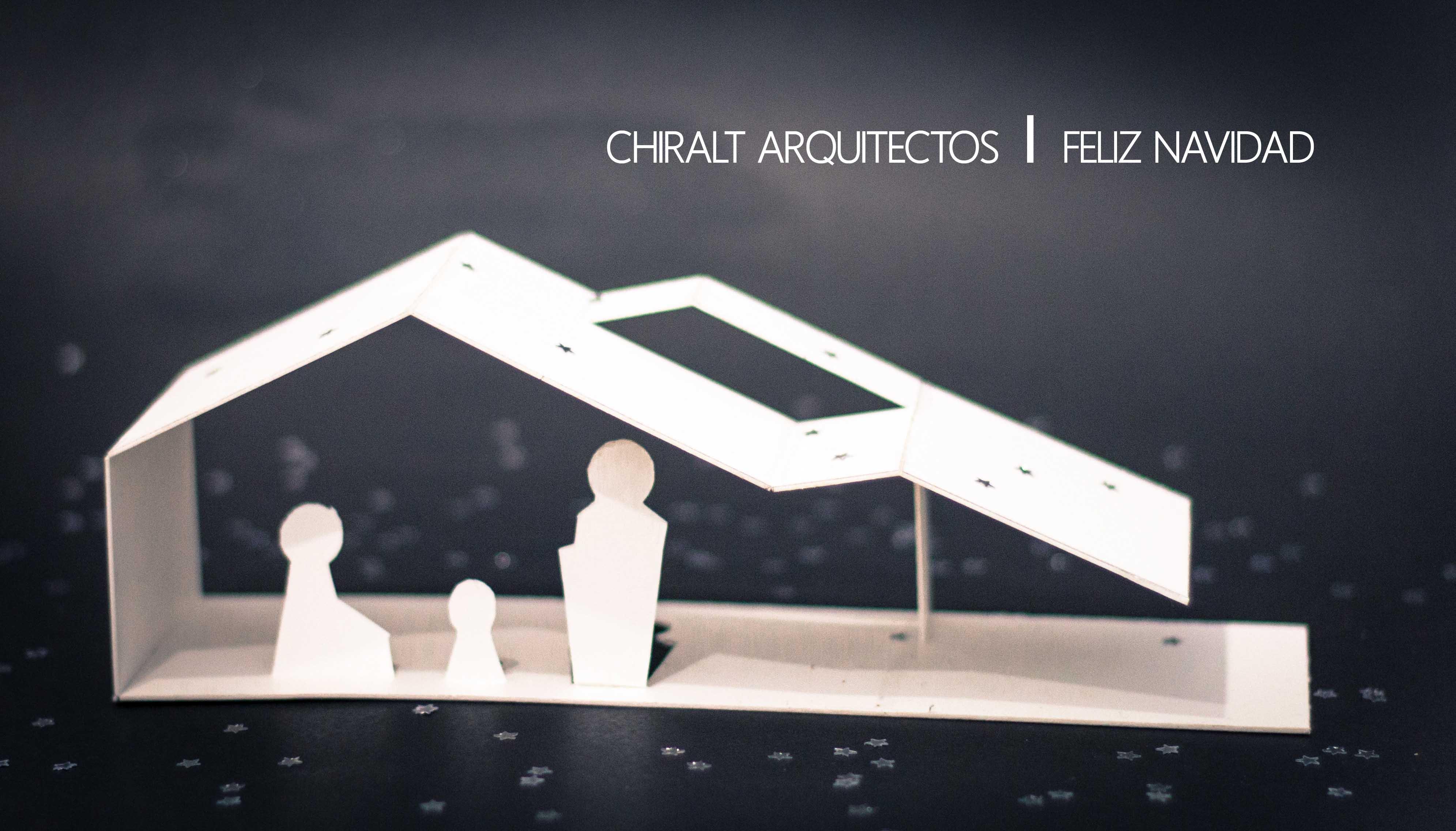 Navidad Chiralt Arquitectos Valencia