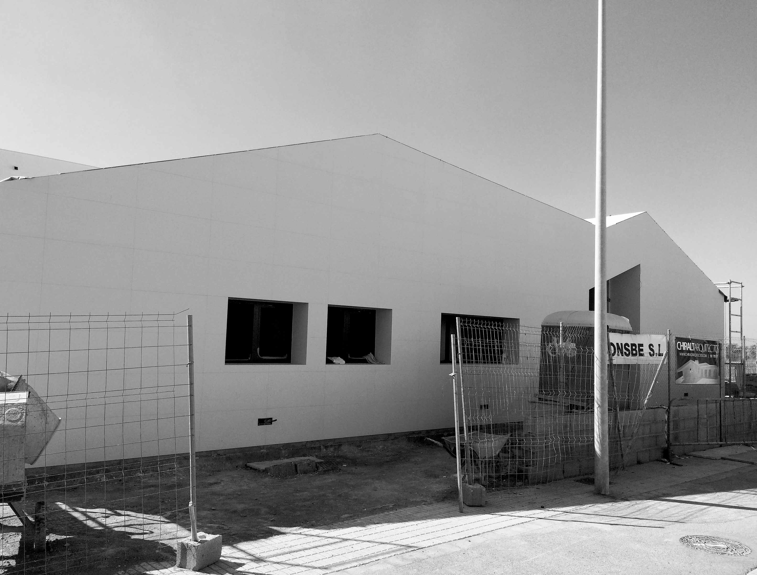 Oxigen - Chiralt Arquitectos Valencia