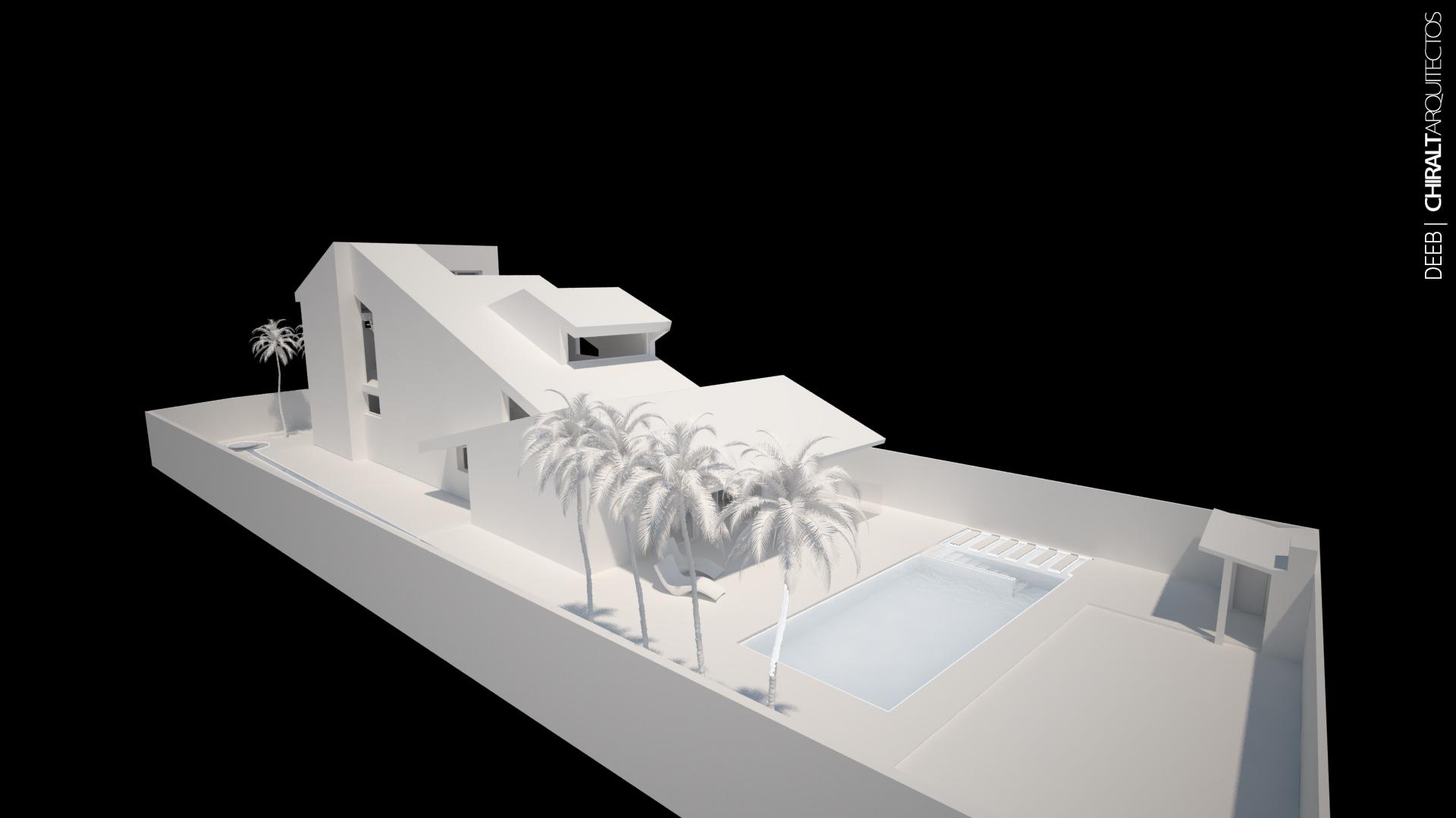 Deeb - Chiralt Arquitectos Valencia