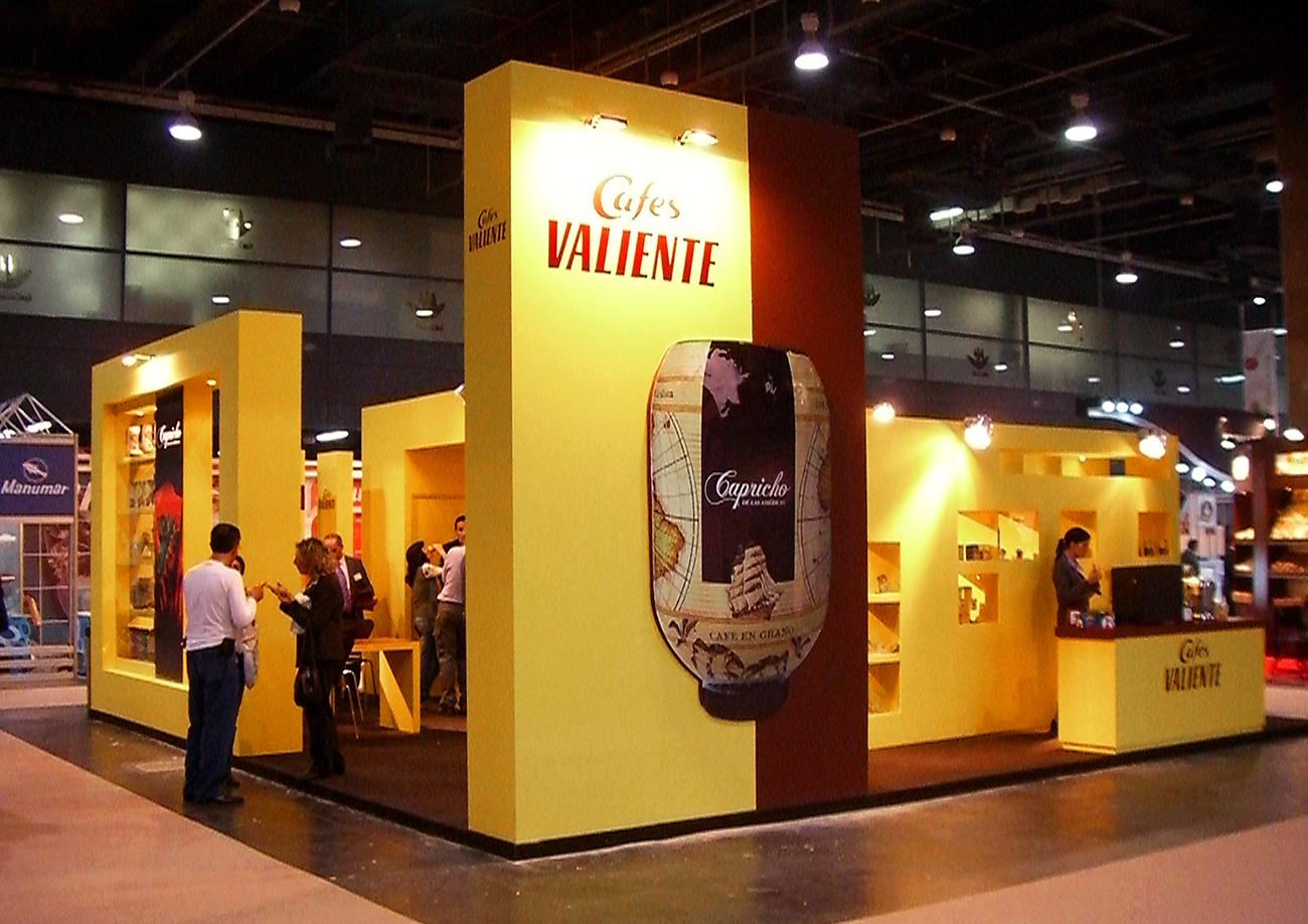 Cafés Valiente - Chiralt Arquitectos Valencia